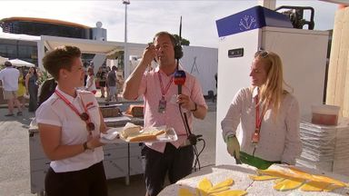 French GP: The Notebook