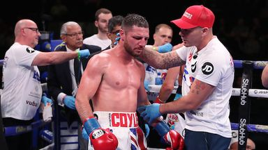Coyle unsure over future