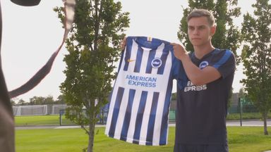 Trossard: Very excited to play in the PL