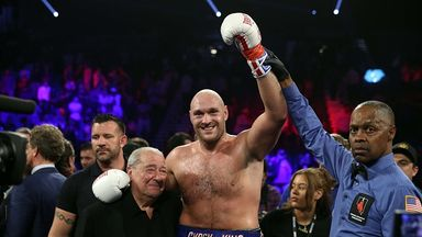 Fury: 'The biggest fight of my career'
