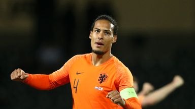 Van Dijk: Let's get the job done