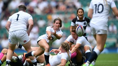 England Women 40-14 Barbarians Women
