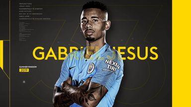 Transfer Target: Gabriel Jesus