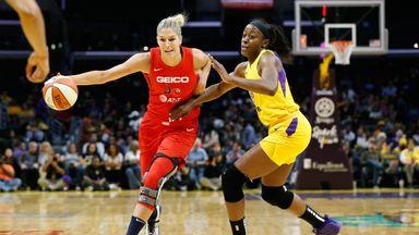 WNBA: Mystics 95-72 Aces