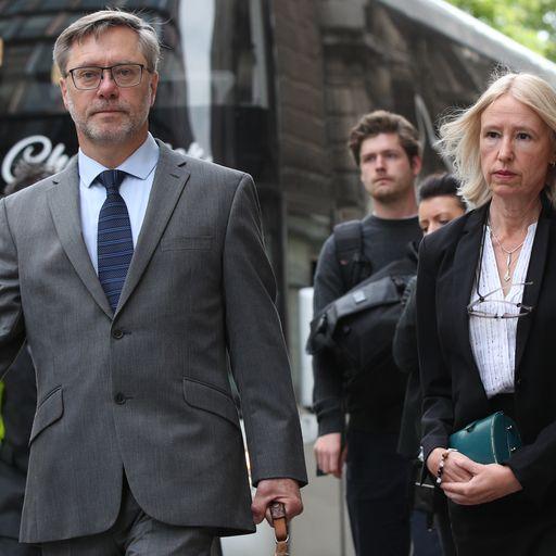 'Jihadi Jack' parents John Letts and Sally Lane guilty of funding terrorism