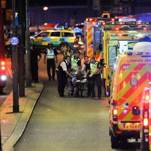 London Bridge attacks: Stories from the day terror struck