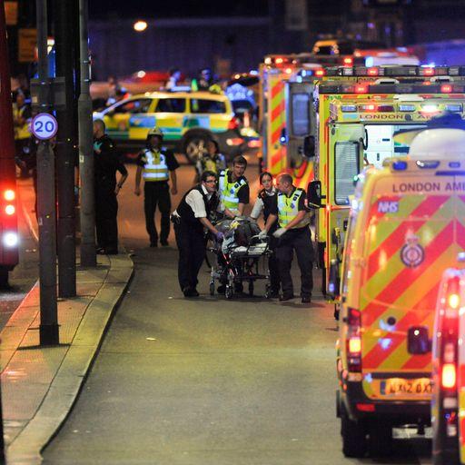 Terror in the UK: Timeline of attacks