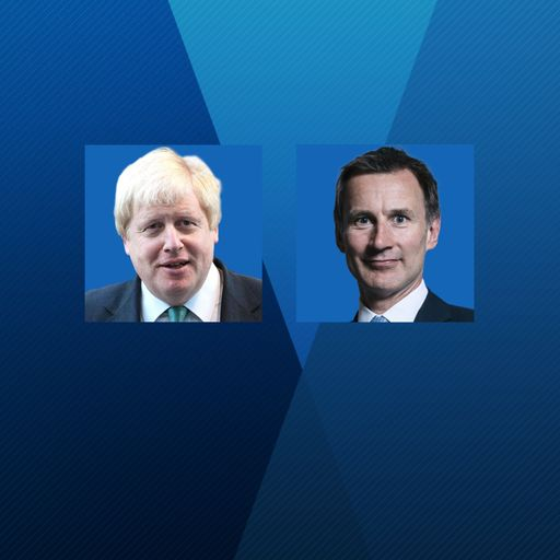 How will party members choose between Boris Johnson and Jeremy Hunt?