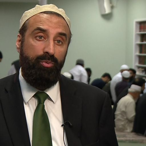 Concern over mosque safety