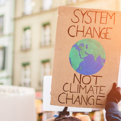 Climate change solutions mean revolution for our daily lives