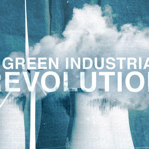 A green industrial revolution