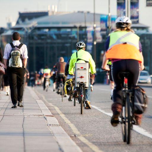 'Substandard' lanes making cycling 'more dangerous'