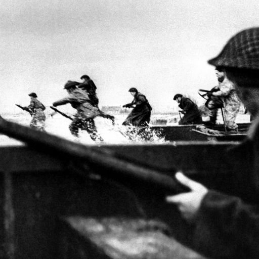 D-Day: The story of 24 hours that changed the world