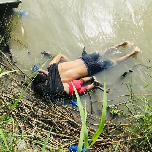 Why shocking photos of drowned migrants must be seen