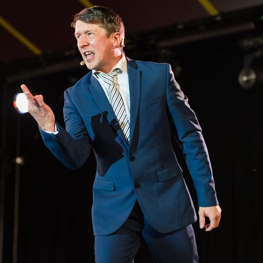Jonathan Pie creator defends Jo Brand
