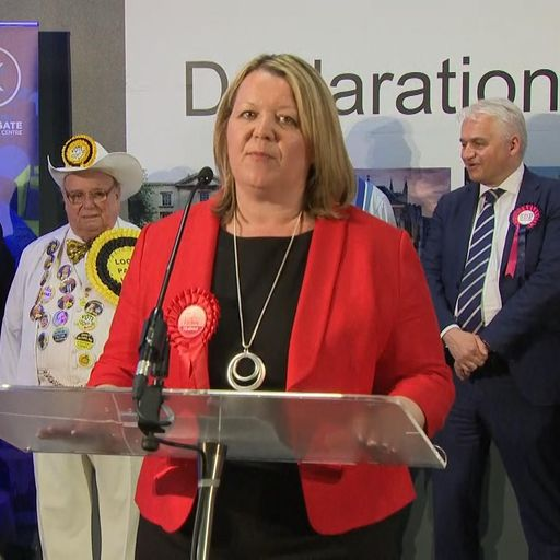 Labour pips Brexit Party to win Peterborough by-election