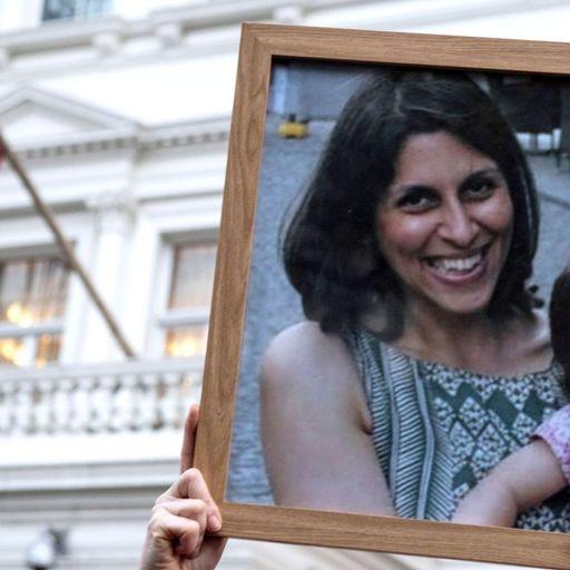 Nazanin Zaghari-Ratcliffe returns to prison