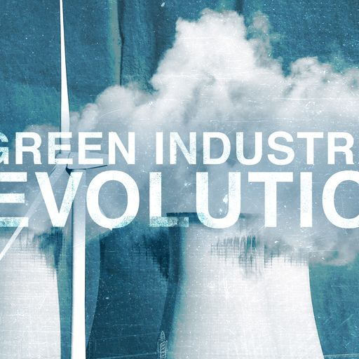 A green industrial revolution