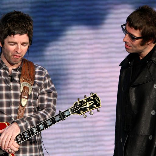 Liam: Oasis musical would depict Noel Gallagher as a 'massive c***'