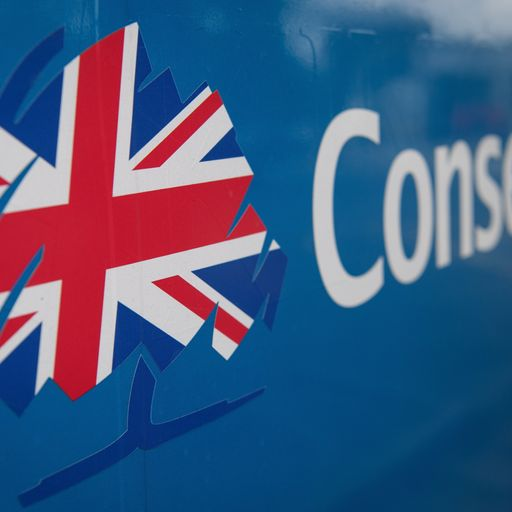 What Conservative associations are saying about their sacked MPs