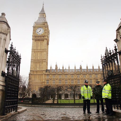 Revealed: Assault, robbery and blackmail among crimes in parliament