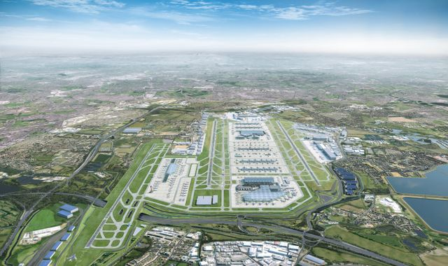 Heathrow Airport: Plans for third runway plans in tatters after legal defeat