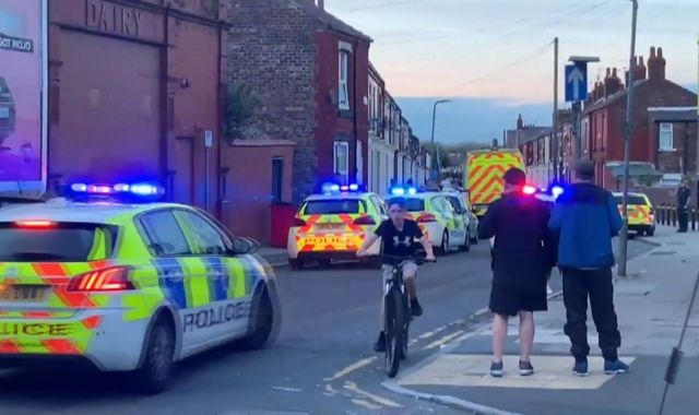 Boy, 12, arrested over homophobic knife attack in Liverpool