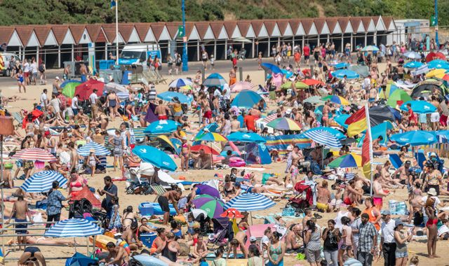 UK weather: Highs of 35C possible this weekend - and records could be broken!