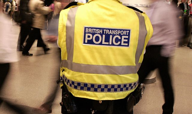 Coronavirus: Police on rail patrol to urge people to only make essential journeys