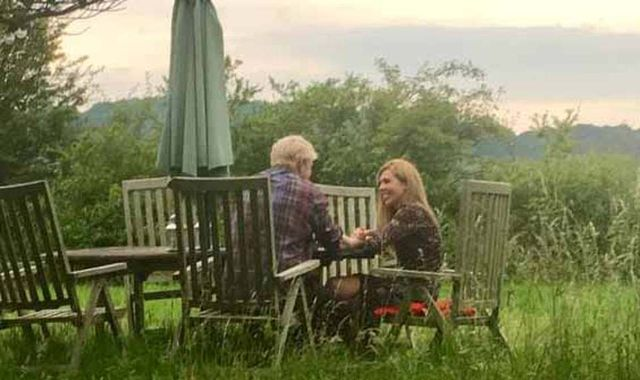 Boris Johnson again ducks questions about 'staged' photo with partner