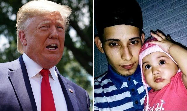 Donald Trump blames Democrats for drowned migrant father and girl - warning distressing images