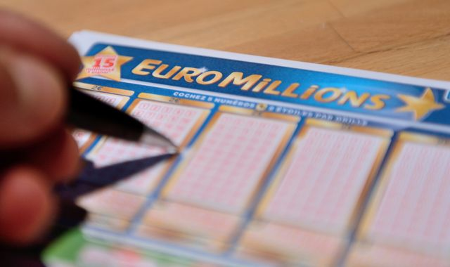 EuroMillions: UK ticket holder wins £105m jackpot prize