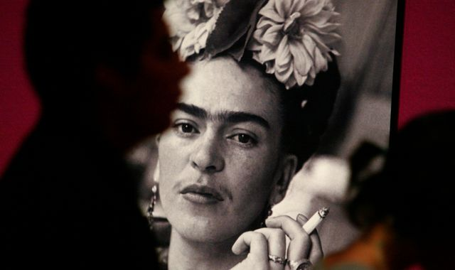 Frida Kahlo's lost voice 'unearthed' in archive radio recording