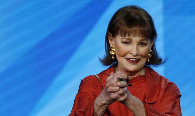 Fashion icon and socialite Gloria Vanderbilt dies, son confirms