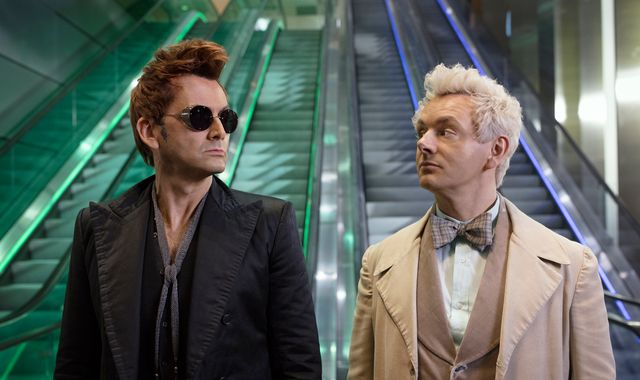 Good Omens petition: Protesters demand Netflix cancel Amazon Prime show