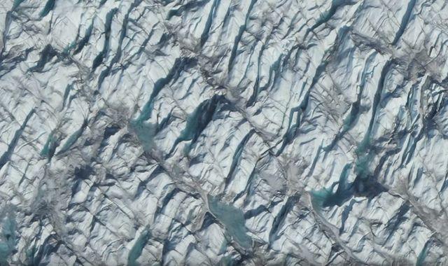 Dozens of lakes found hidden under Greenland ice sheet