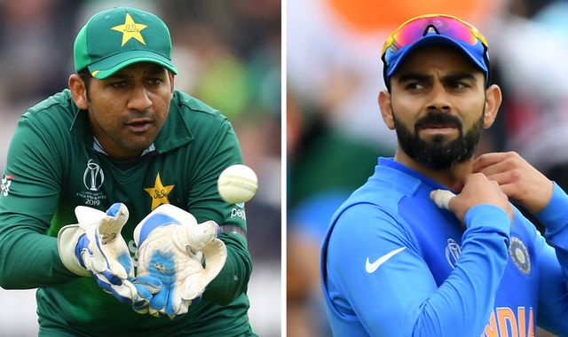 Cricket World Cup 2019: India and Pakistan go head to head in 'mother of all matches'