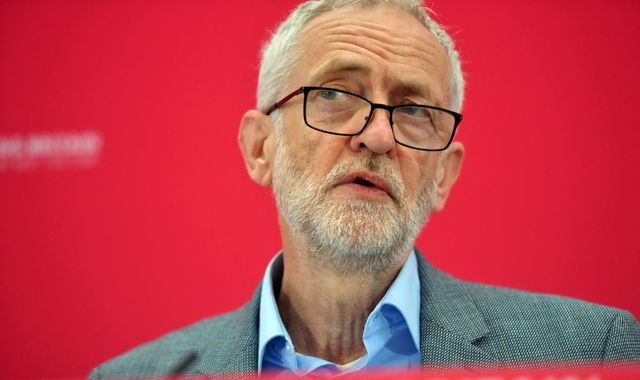Corbyn faces revolt as senior Labour figures call for him to apologise to whistleblowers