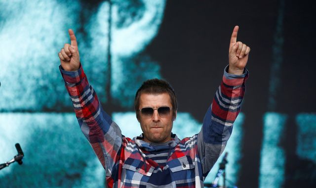 Liam Gallagher to invite brother Noel to wedding - on mum's orders
