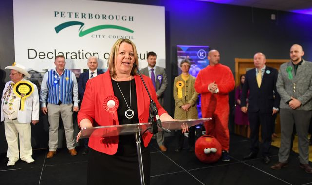Peterborough: Police investigate allegations of malpractice in by-election
