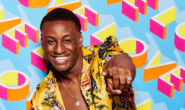 Love Island: Sherif Lanre says he was booted off for accidentally kicking female contestant