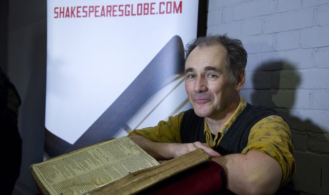 Sir Mark Rylance: Actor quits Royal Shakespeare Company over BP sponsorship