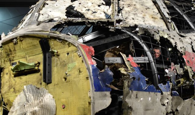 MH17: Driver who transported missile that downed Malaysia Airlines flight jailed