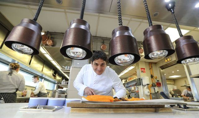 World's best restaurants revealed - two UK entries