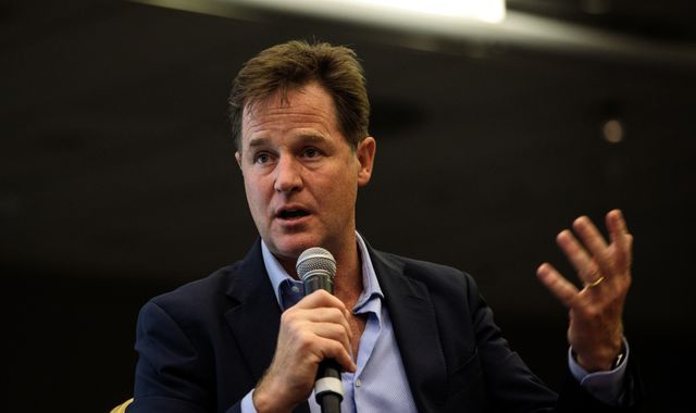 Sir Nick Clegg: 'Absolutely no evidence' that Russia influenced Brexit result via Facebook