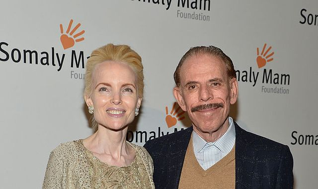 Peter Max's wife found dead amid bitter legal battle over artist's work