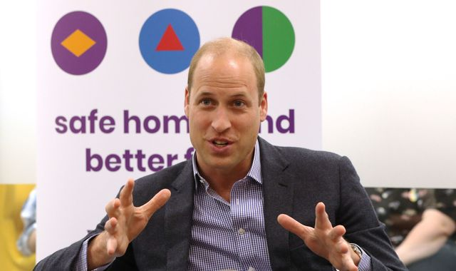 Prince William would 'fully support' children if they came out as gay or lesbian