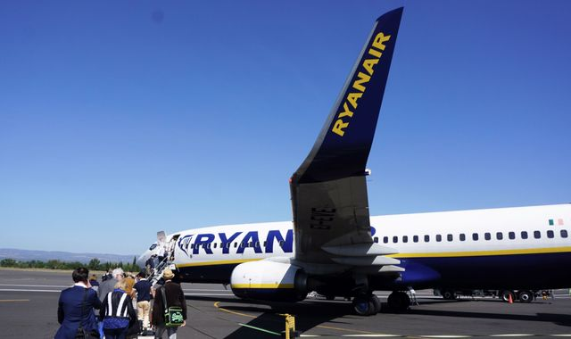Ryanair: Boeing 737 MAX crisis costing airline €100m a year