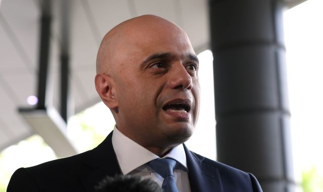 'It didn't work out well last time': Javid warns against Johnson coronation