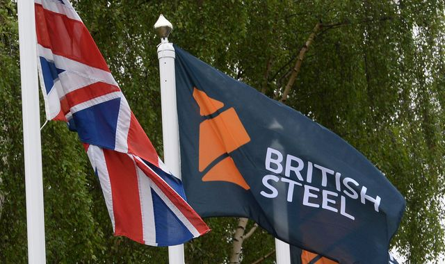 British Steel rescue deal by China's Jingye Group to 'preserve thousands of jobs'